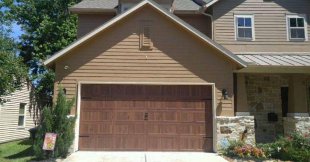 Jersey Village Garage Door Custom Garage Door Jersey