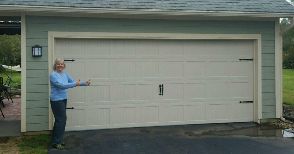 Spring Tx Garage Door Custom Garage Doors By Sentry