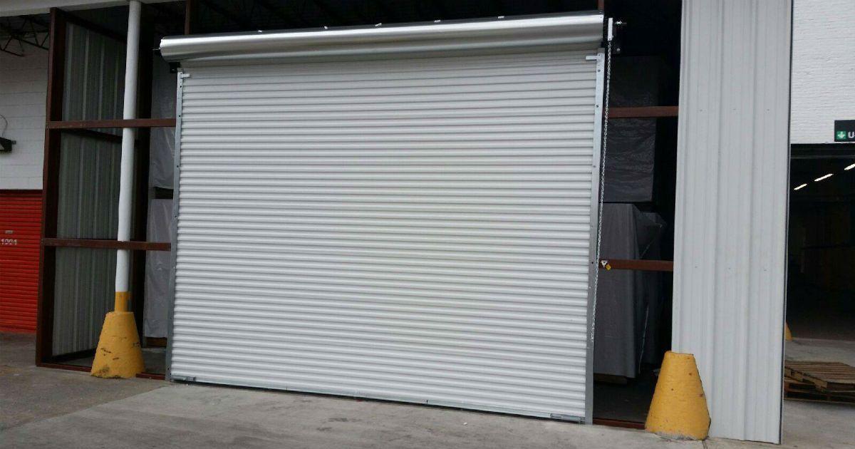 Commercial Garage Door The Woodlands Woodlands Tx Garage