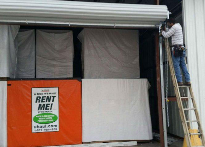 Commercial Overhead Door | Sentry Garage Door Service U0026 Repair